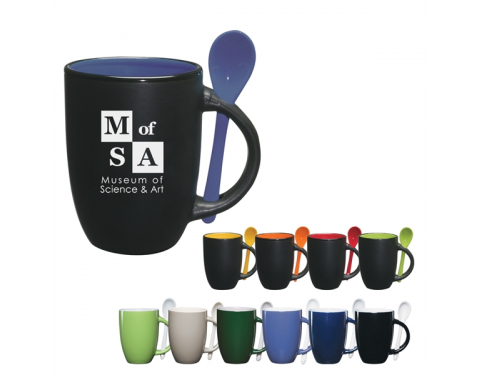 12 oz. Dallas Spooner Mug