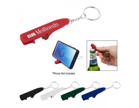 Pops Key Chain With Bottle Opener