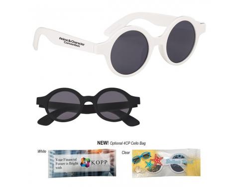 Lennon Round Sunglasses