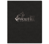 The Director Monthly Planner - Leatherette Wraparound