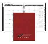The Analyst Monthly Planner - Leatherette