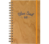 Wood Grain Journals - Seminar Pad