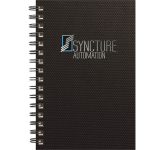 Techno Metallic Journals - Seminar Pad