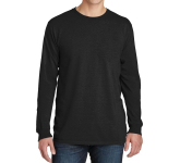 Port & Company Pigment-Dyed Long Sleeve Tee