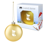 Ornament With Custom Window Box