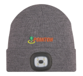 Beanie With LED Light