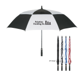 "58"" Arc Windproof Vented Umbrella"