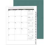 Perfect Planners - Linen Analyst Monthly