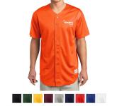 Sport-Tek PosiCharge Tough Mesh Full-Button Jersey