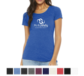 Bella+CanvasWomen's Triblend Short Sleeve Tee