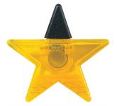 Star Shaped Memo Clip