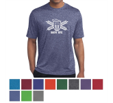 Sport-Tek Heather Contender Tee