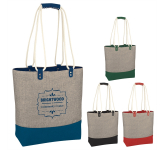 Scottsdale Heathered Tote Bag
