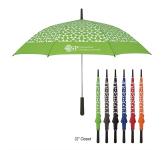 "46"" Arc Geometric Umbrella"