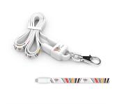 Lanyard: Charging Cable & Lanyard