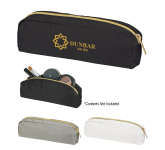 Sadie Satin Cosmetic Pouch