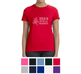Hanes Ladies' Nano-T Cotton T-Shirt