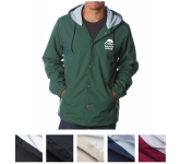 Independent Trading Company Water Resistant Hooded Windbr...