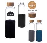 18 oz. James Glass Water Bottle