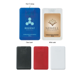 0.66 Oz. Card Shape Hand Sanitizer