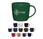12 oz. Pacific Cafe Coffee Mug