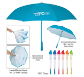 "48"" Arc Bellissimo Inversion Umbrella"