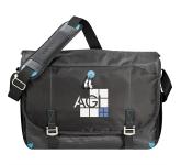 """Zoom® TSA 17"""" Computer Messenger Bag"""