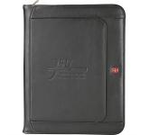 Wenger® Exec Leather Zippered Padfolio Bundle Set