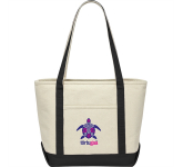 Baltic 18oz Cotton Canvas Boat Tote