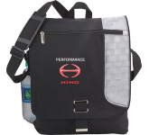 "Gridlock Vertical 15"" Computer Messenger Bag"