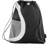 Arches Recycled PET Drawstring Bag