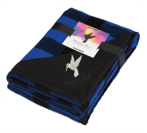 Buffalo Plaid Ultra Plush Throw w/Full Color Card