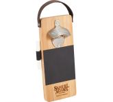 Bullware Wall-Mounted Bottle Opener