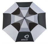 42'' Vented, Auto OpenClose Folding Umbrella