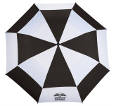 "58"" Slazenger, 2 Section Auto Open, Golf Umbrella"