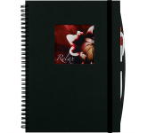 Frame Square Large Hardcover Spiral JournalBook®