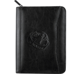 Renaissance Jr. Zippered Padfolio