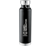 22 oz. Thor Copper Vacuum Insulated Bottle