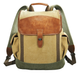 Cutter & Buck Legacy Cotton Canvas Backpack