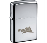 Zippo® Windproof Lighter High Polish Chrome
