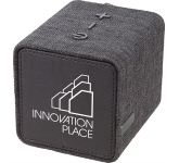 Fortune Fabric Bluetooth Speaker