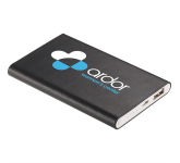 UL Listed Abruzzo 4,000 mAh Power Bank