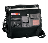 """Slope 15"""" Computer Messenger Bag"""