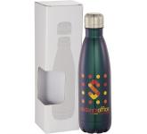 17 oz. Aurora Copper Vacuum Bottle With Window Box