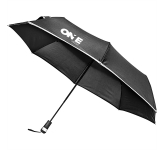 "54"" LED Light Handle Auto Open/Close Umbrella"