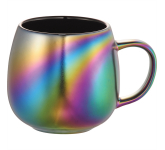 15 oz. Iridescent Ceramic Mug