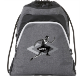 Slazenger® Competition Reveal Drawstring Bag