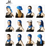 Mission Cooling Neck Gatier Towel & Face Cover