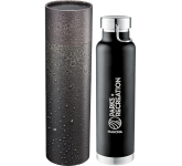 22 oz. Thor Copper Vac Bottle With Cylindrical Box