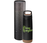 20 oz. Valhalla Copper Bottle With Cylindrical Box